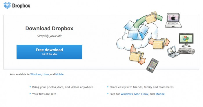 how to get into someones dropbox