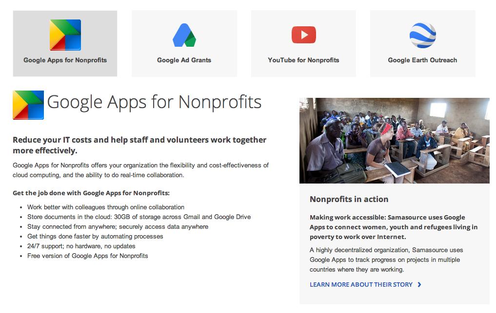 Adwords For Nonprofits Through Google Ad Grants Broekman